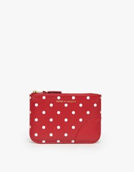 Comme Des Garcons Polka Dot Sa 8100Pd Red