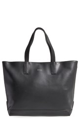Matt And Nat 'Schlepp' Vegan Leather Tote Black