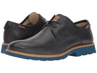 Pikolinos Glasgow M05 6220 Navy Blue Men's Lace Up Casual Shoes