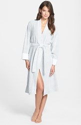 Women's Natori 'Nirvana' Robe Heather Grey