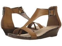 Kenneth Cole Reaction Great Gal Toffee Women's Sandals Brown