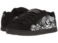 Osiris Troma Redux Maxx242 Deadman Men's Skate Shoes Black
