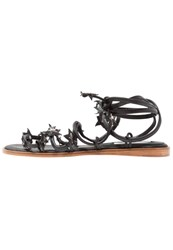Miista Rula Sandals Black