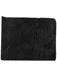 The Last Conspiracy Laptop Sleeve Black