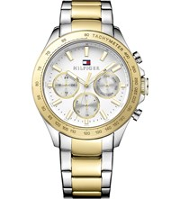 Tommy Hilfiger 1791226 Stainless Steel Watch White