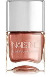 Nails Inc The Mindful Manicure Nail Polish And Breathe Copper