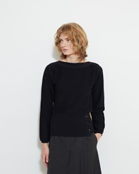 Christophe Lemaire Wool Boatneck Sweater