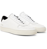Common Projects Bball Leather Sneakers White
