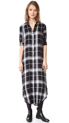 Bb Dakota Coley Gen X Shirtdress Black