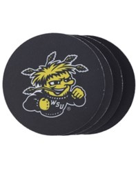 Memory Company Wichita State Shockers 4 Piece Coaster Set