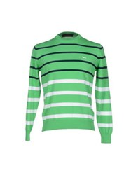 Harmontandblaine Knitwear Jumpers Men Light Green