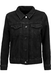 J Brand Campbell Denim Jacket Black