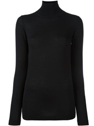 Antonio Marras Turtleneck Jumper Black