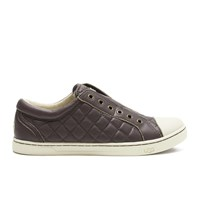 Ugg Australia Women's Jemma Quilted Trainers Espresso Brown