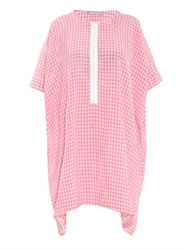 Richard Nicoll Stella Gingham Dress