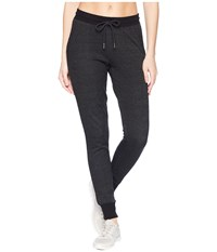 Pact Organic Cotton Jogger Nearly Black Casual Pants
