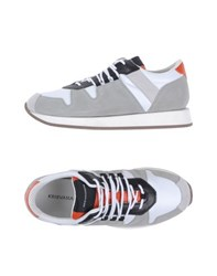 Kris Van Assche Krisvanassche Footwear Low Tops And Trainers Men Light Grey