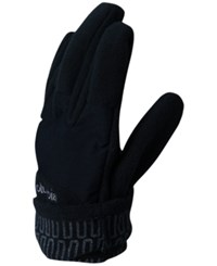 Columbia Men's Thermal Coil Fleece Gloves Black