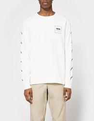 Wood Wood Han Longsleeve Off White
