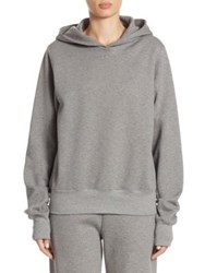 The Row Wren Hoodie Medium Grey