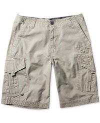 Fox Slambozo Cargo Shorts Dark Khaki
