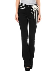 Cristinaeffe Collection Casual Pants Black