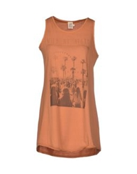 Caffe D'orzo T Shirts Camel