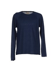 Nudie Jeans Co Knitwear Jumpers Men Dark Blue