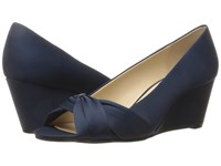 Nina Edelia New Navy Women's Wedge Shoes