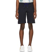 Paul Smith Ps By Navy Sweat Shorts