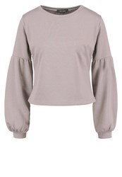 New Look Sweatshirt Dark Grey