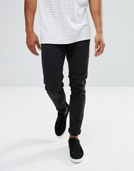 Blend Of America Slim Fit Chino Black