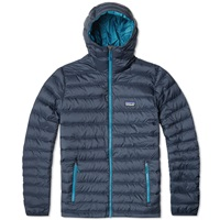 Patagonia Down Sweater Hoody Navy Blue