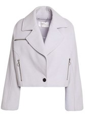 Zimmermann Casual Jackets Lilac