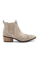 Matisse Backstage Booties Taupe