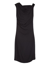 Vivienne Westwood Heritage Draped Crepe Dress