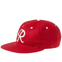 Ebbets Field Flannels Seattle Rainiers 1955 Cap Red