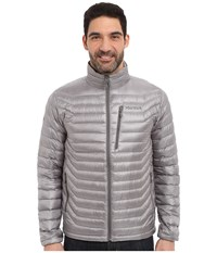 Marmot Quasar Jacket Steel Men's Coat Silver