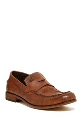 Kenneth Cole Home Perf Penny Loafer Brown