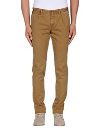Icon Casual Pants Brown