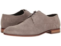 Hugo Boss Dress Appeal Lace Up Derby By Medium Grey Men's Shoes Gray