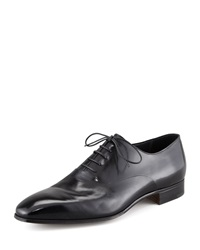 Gravati Lace Up Blucher Black Black 10.5D