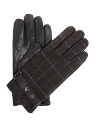 Howick Smart Check Driving Glove Black