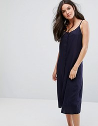 All About Eve Beach Dress Navy