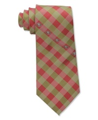 Eagles Wings San Francisco 49Ers Checked Tie Team Color