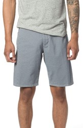 Good Man Brand Men's Modern Fit Micro Pattern Chino Shorts
