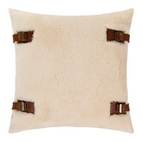 Ugg Luxe Lodge Cushion 50X50cm Natural