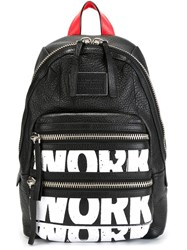 Marc By Marc Jacobs 'Domo Arigato' Backpack Black