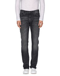 Cantarelli Denim Denim Trousers Men Black