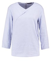 Strenesse Tabea Blouse Blau Light Blue